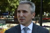 Александр Моор поддержал еще две многодетные семьи в строительстве жилья