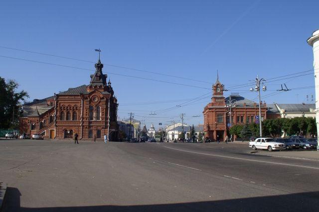 Соборная площадь Владимира