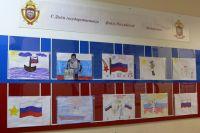 В Тюменской области стартовала акция «Росгвардия. Под флагом России»