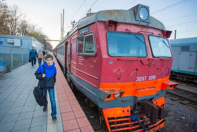 Две электрички снова начнут курсировать межу Воронежем иРоссошью