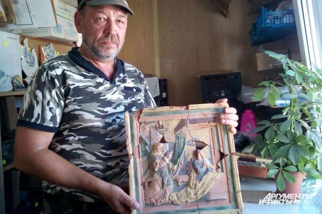 Евгений Калашников.