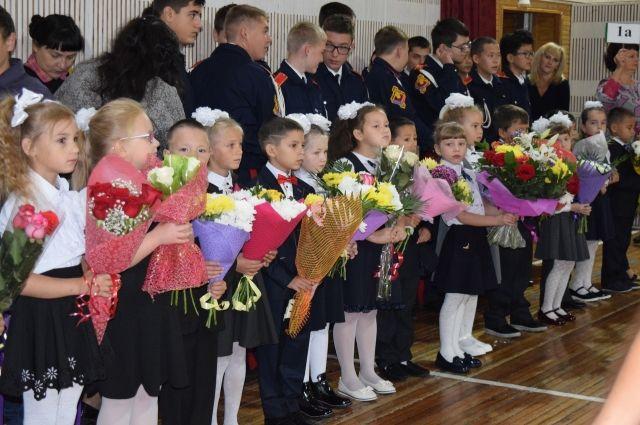 1 сентября в школы Салехарда придут 860 первоклассников