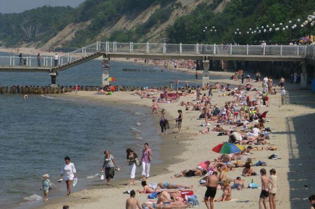 Дополнительные поезда до Балтийского моря будут ходить до 26 августа.