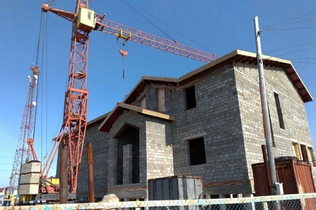 В Мысе Каменном через два года откроют новый Дом культуры
