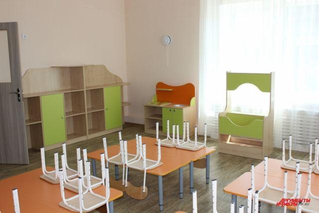 Детские сады - на карантине