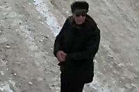 Незадолго до совершения тяжкого преступления мужчина попал в кадр камеры видеонаблюдения.
