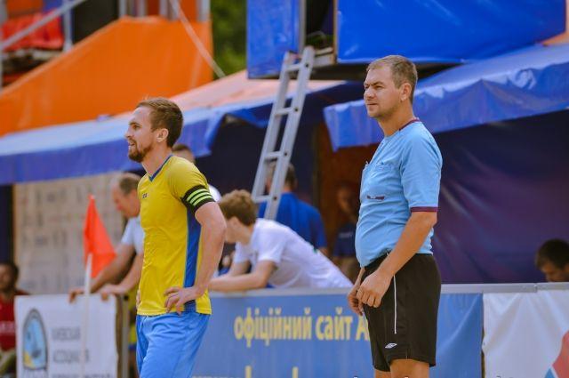Чемпионат Украины по пляжному футболу: Обзор первого игрового дня
