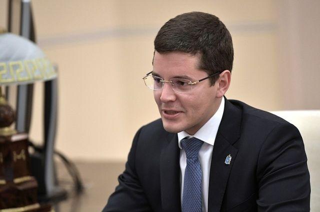 Дмитрий Артюхов совершил рабочую поездку в село Яр-Сале