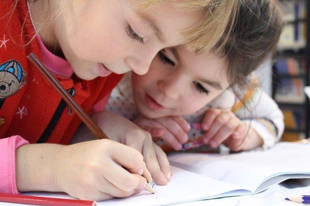 Запись в детский сад и школу планируется начать  в январе 2019 года.