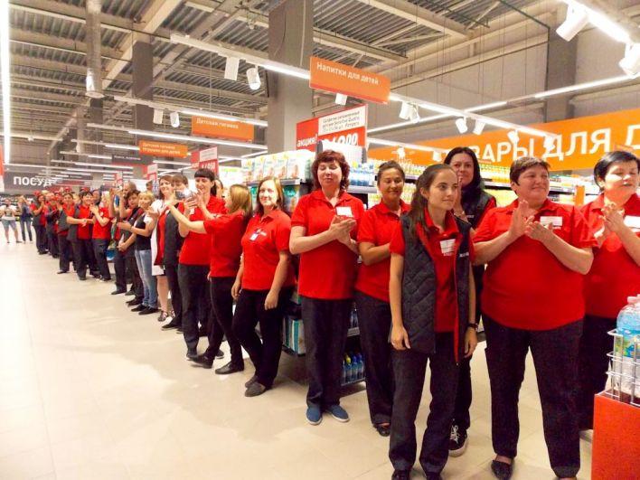 Гипермаркет обеспечит работой 160 новочеркассцев
