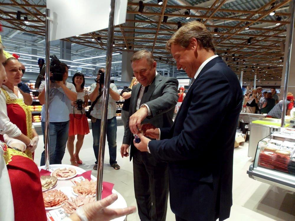 С 22 августа стартовал новый проект «Неделя донских производителей» с дегустацией