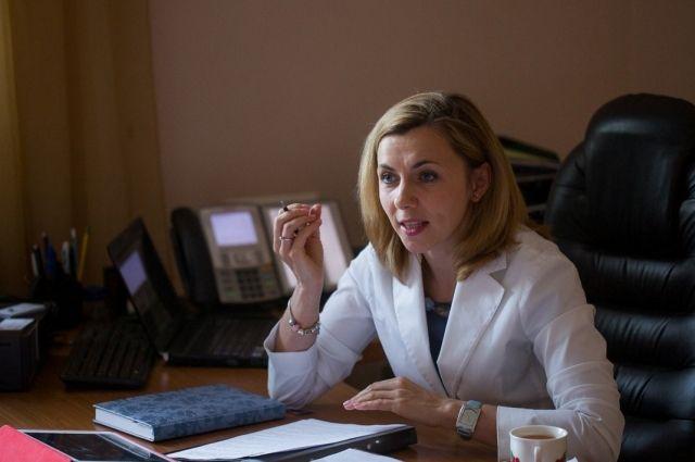 Из правительства уволилась торговый представитель Украины