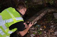 В Тернополе дети нашли на заброшенном дворе останки человека