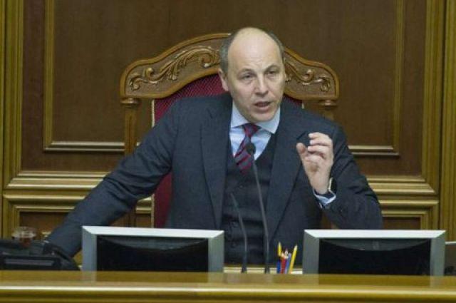 Выборы президента Украины не могут быть перенесены по Конституции - Парубий