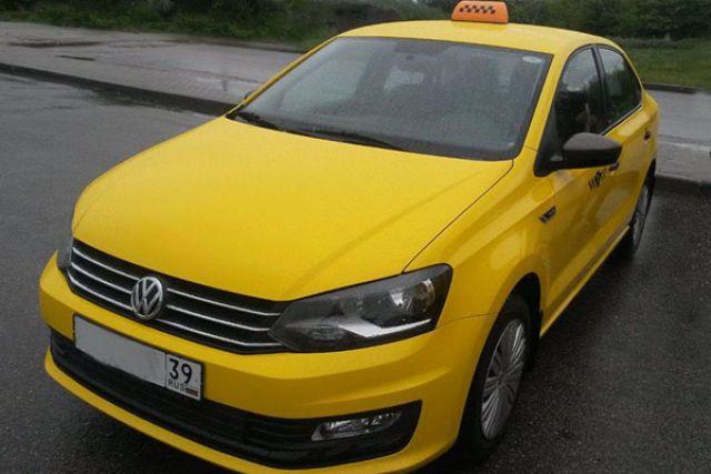 В Калининградской области решили выбрать лучшего водителя такси.