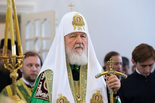 Патриарх Кирилл рассказал, как церковь относится к пересадке органов - Real estate