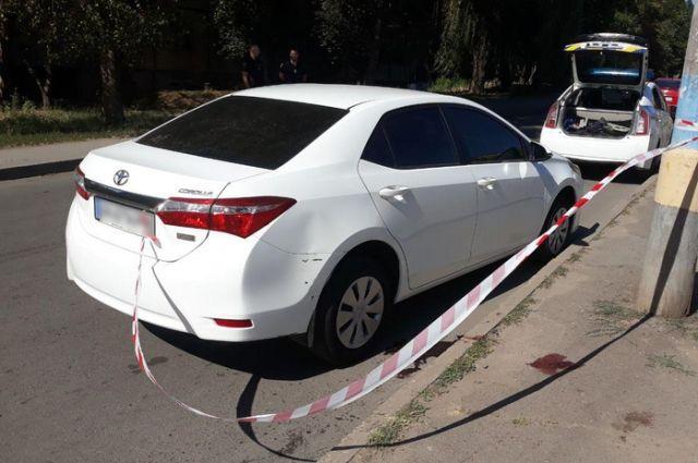 В Кривом Роге под колеса авто попала женщина с инвалидностью