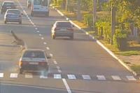 Спешил на трамвай: в Каменском мужчина попал под колеса, перебегая дорогу