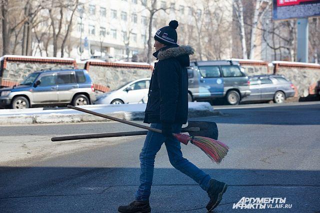 В Новосибирске работают в основном граждане Казахстана и Таджикистана.
