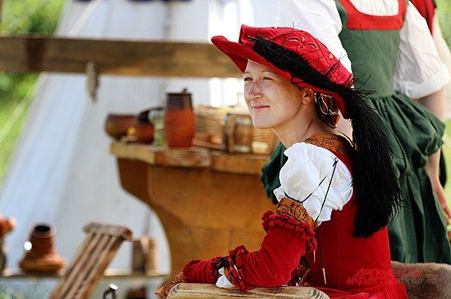 В Новосибирске пройдет фестиваль исторической реконструкции.