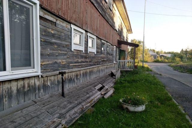 Деревянный дом не хотят признавать аварийным