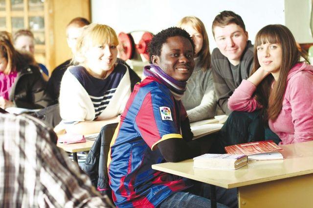 САФУ ждёт первокурсников из 34 стран.