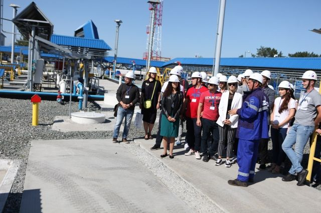 В АО «Транснефть – Сибирь» прошел семинар молодых специалистов