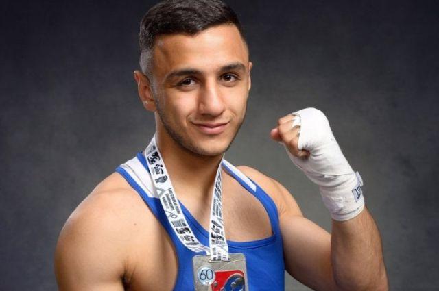 Оренбуржец Габил Мамедов поборется за звание лучшего боксера-студента.