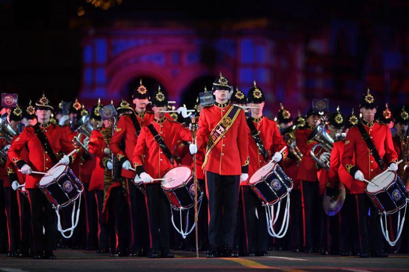 Имперский юношеский оркестр (Брентвуд, Великобритания).