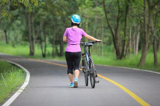 Кому нельзя ездить на велосипеде?