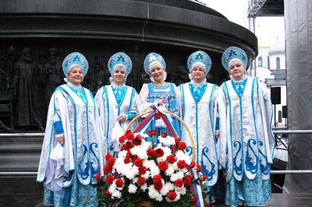 Фольклорный ансамбль «Россияночка» из Викуловского района отмечает 27 лет