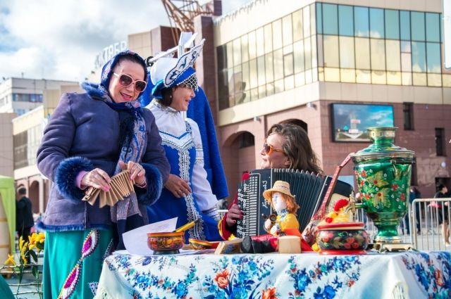 Новоуренгойцев призывают принять участие в Праздничном Арбате