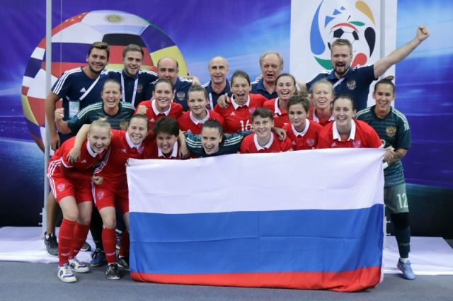 Сборная России выиграла студенческий чемпионат мира по мини-футболу.