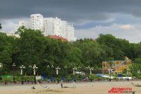 Сегодня во второй половине дня в Хабаровске возможен небольшой дождь.