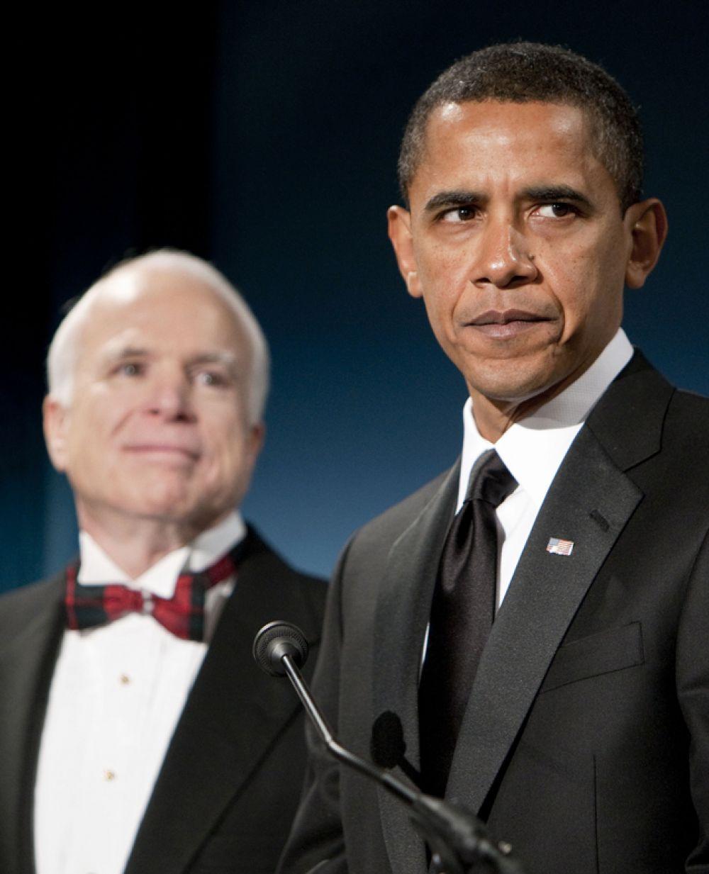 В 2008 году Джон Маккейн стал кандидатом в президенты США от Республиканской партии, но даже его сторонники откровенно признавали, что шансов в борьбе с чернокожим демократом Бараком Обамой у него немного. Так оно и вышло.