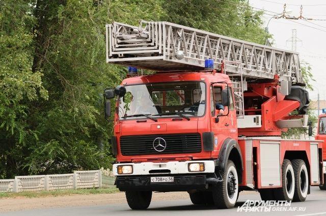 Площадь пожара вжилом доме вКоролеве возросла до300 кв. м