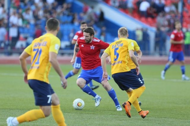 Всегда хочется выигрывать, но мы понимаем, что против нас выходит соперник, который тоже готовится к игре - Вадим Евсеев.