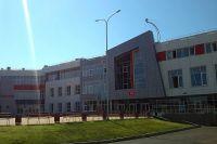 Новая школа - самая большая в Иркутском районе.