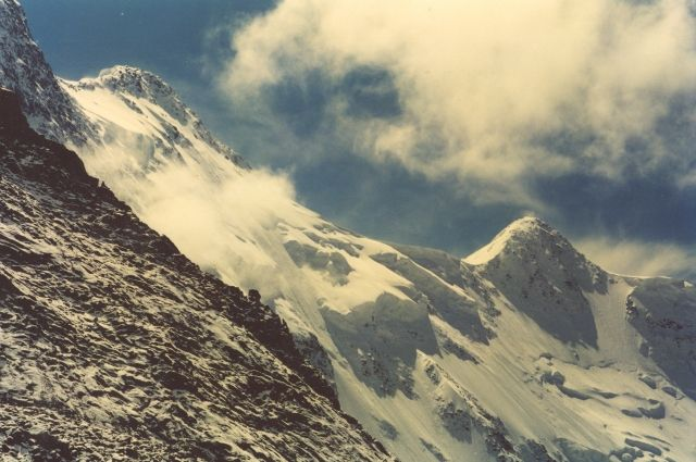 Взойти на самую высокую гору Сибири Конюхов задумал еще в прошлом году.