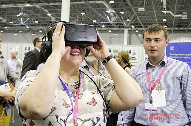 На технопроме можно увидеть новейшие разработки изобретателей и ученых.
