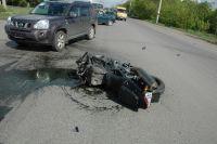 В 2017 году в Омской области произошло 9962 аварии.
