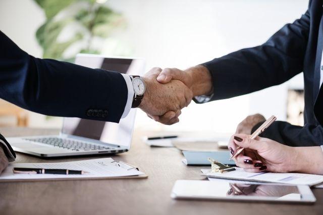 С выбранным банком Фонд поддержки предпринимательства заключит договор.