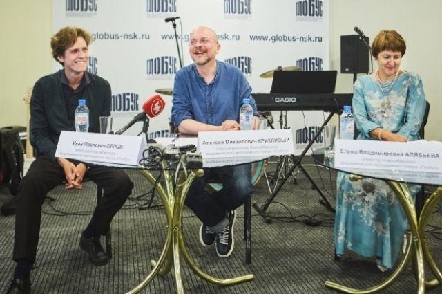 Новосибирский театр «Глобус» открывает сезон