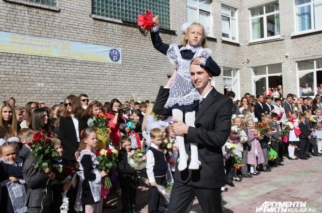 Более 12 тысяч первоклассников пойдут в школы Калининградской области.