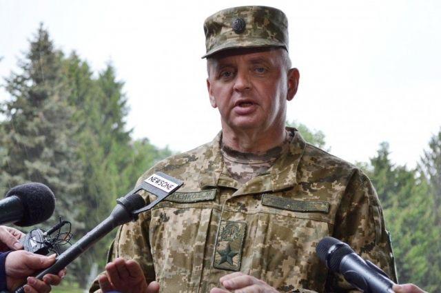 Начальник Генштаба рассказал о деталях операции на Донбассе в 2014 году