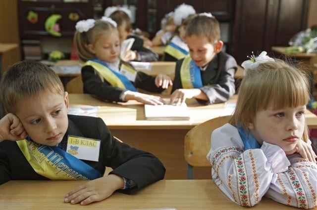 Гриневич объяснила, кого из школьников не коснется реформа образования