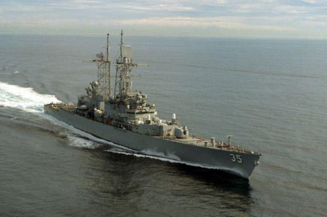 Генералы НАТО признали мощь русской  эскадры уСирии