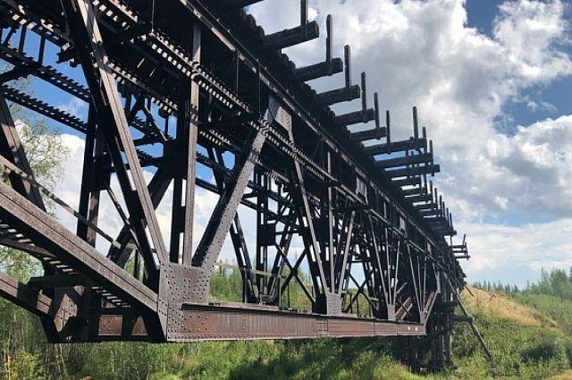 На Ямале два железнодорожных моста признали объектами культурного наследия