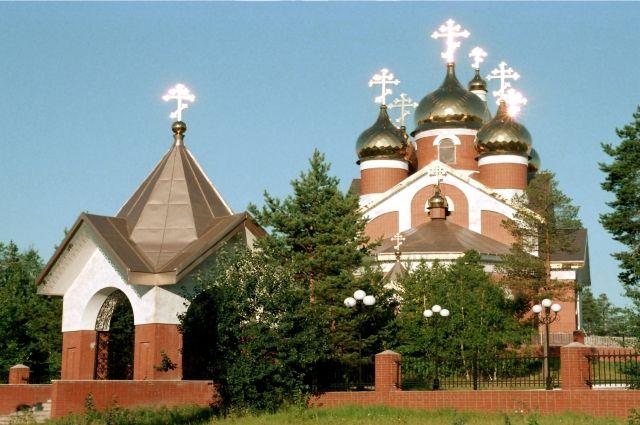 В Ноябрьске состоятся богослужения и Крестный ход