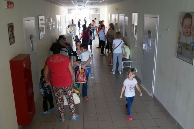 В Оренбурге детская поликлиника №4 станет лучшей в России.
